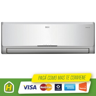 AIRE SPLIT BGH BS30FNS 3400W F/S