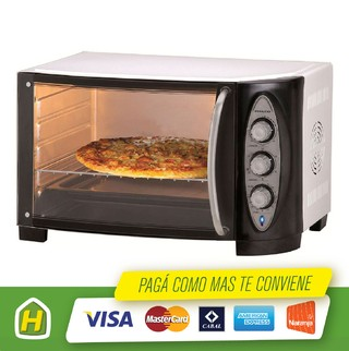 HORNO ELECTRICO PHILCO HE PH40W 40LTS