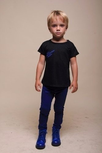 Remera Mini Copenague Boy