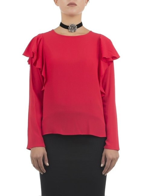 Blusa volados OTTAWA - Paris by Flor Monis