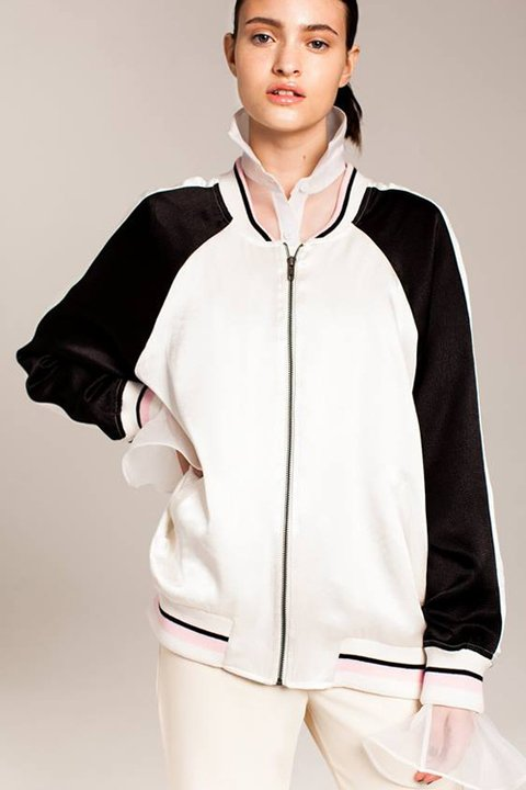 CAMPERA WINNIPEG BLANCO