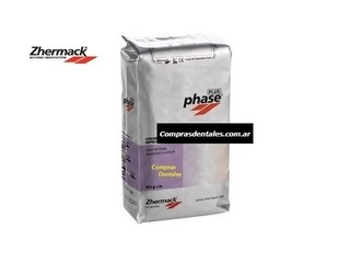 Alginato PHASE PLUS cromático x 453 grs.