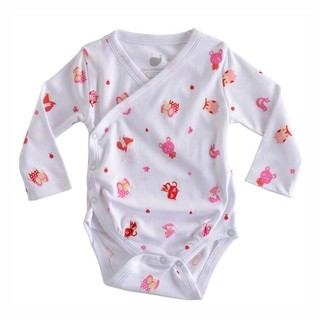 Body Kimono manga longa Little Friends