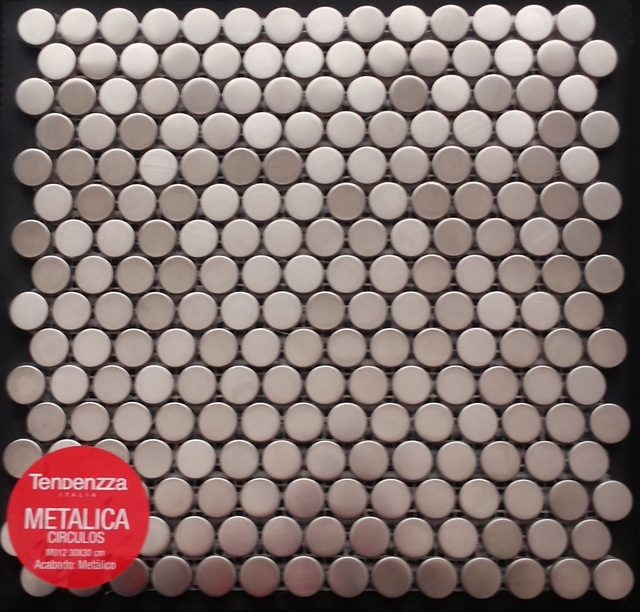 Tinas De Baño Oceanic:Metálica círculos – Comprar en Oikos Design