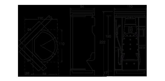 Cabinas De Ducha Kos:Cabina Yoga – Comprar en Oikos Design