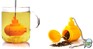 Infusor de té Yellow Submarine!