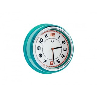 Retro Clock turquesa