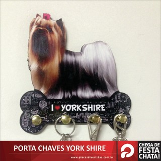 PORTA CHAVES YORKSHIRE