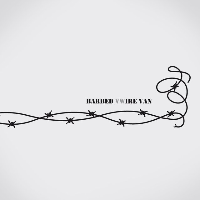 BARBED VWIRE VAN