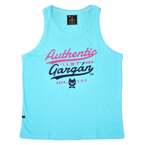 Musculosa Authentic Gargán