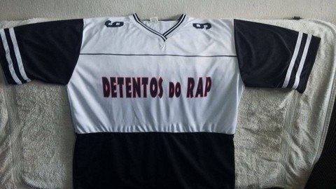 CAMISETA -  DETENTOS DO RAP