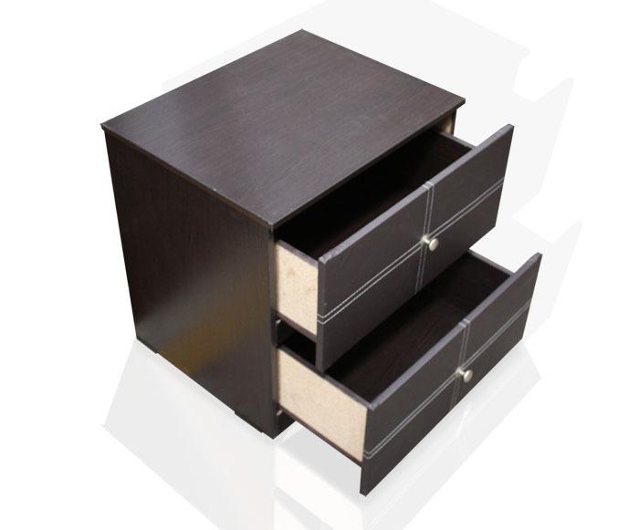 Buro Avatar minimalista chocolate Ingenia Muebles — Ingenia Muebles