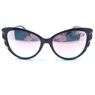 c2e37290aa0f2 ... Oculos de Sol Swarovski Cat Rose ...