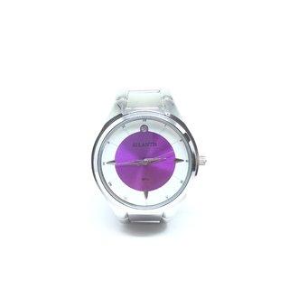 47a2479b350 Relógio Atlantis Feminino Violet 50 m