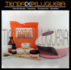 Kit Cabina Uv Teknikpro Spa + Geles Lightbox Uñas Gelificadas