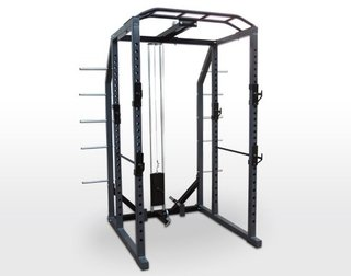POWER RACK COM PUXADOR