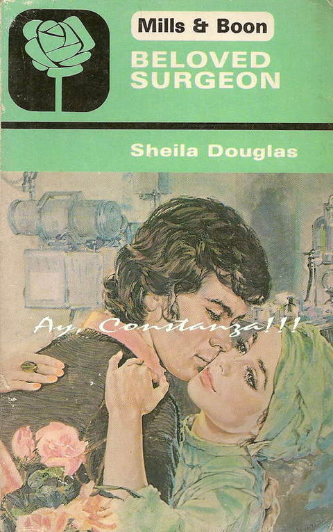 Beloved Surgeon by Sheila Douglas