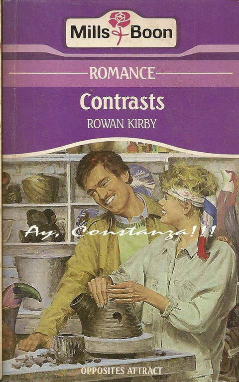 Contrasts by Rowan Kirby