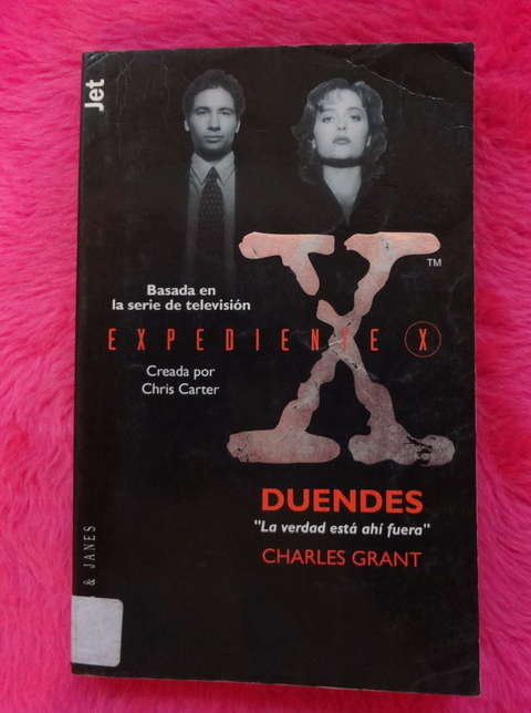 Duendes de Charles Grant - Expedientes X