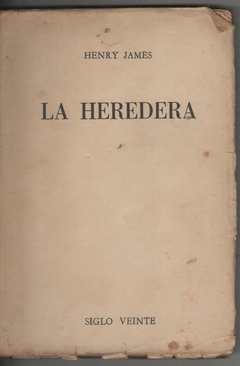 La heredera de Henry James