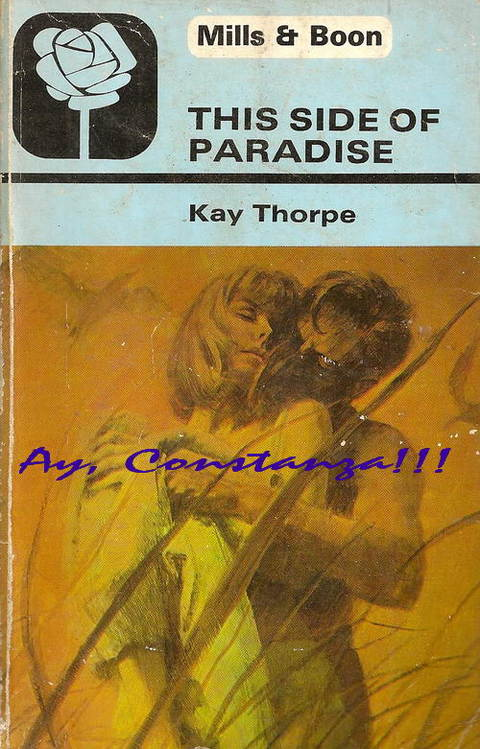 This side of paradise by Kay Thorpe