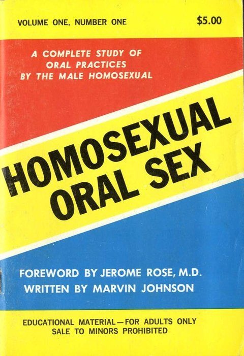 Homosexual Oral Sex