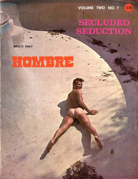 HOMBRE Volume 2 N°7 Secluded seduction - 1972