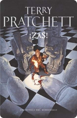 Zas de Terry Pratchett - Mundodisco 34