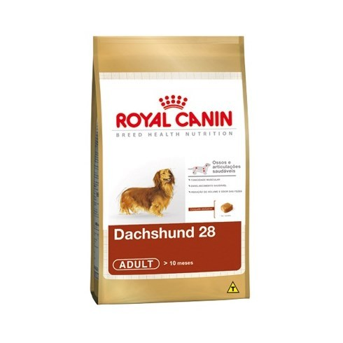 royal canin dachshund adulto 1kg bem loc o bem loc o. Black Bedroom Furniture Sets. Home Design Ideas