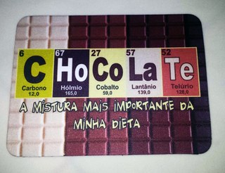 Mouse Pad Chocolate