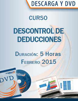 Descontrol de Deducciones