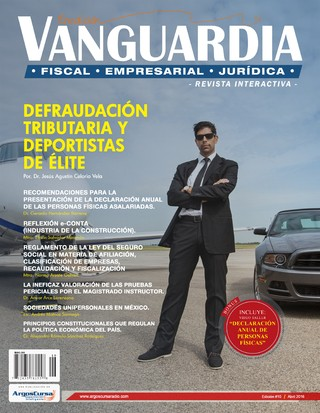 Revista Abril 2016 Edición 10