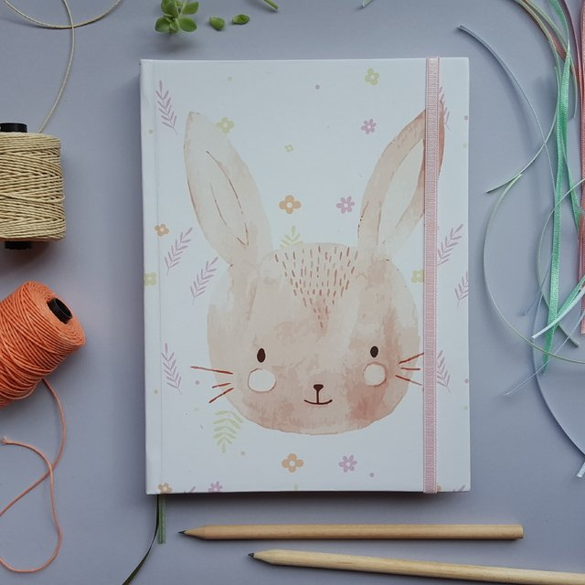 Baby Book • Bunny - Florence Livres