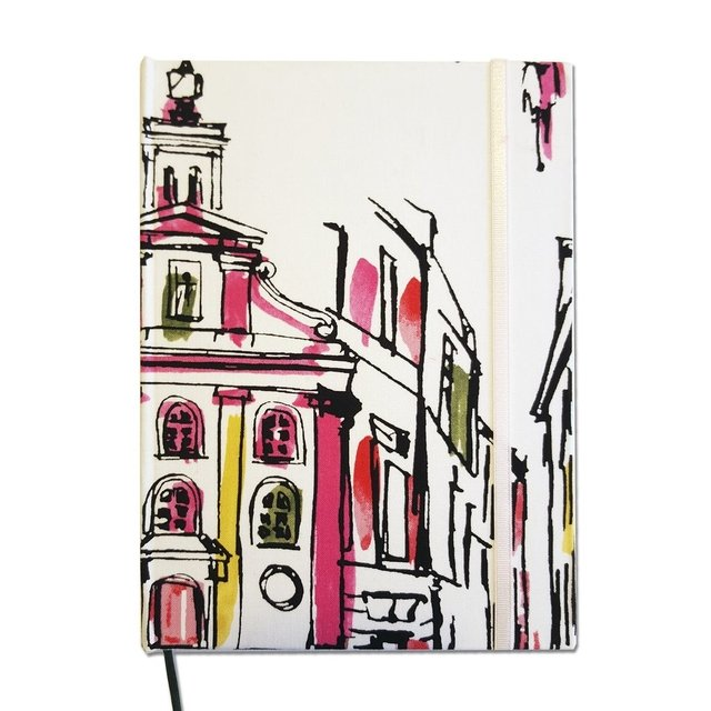 Notebook • Colonial Houses