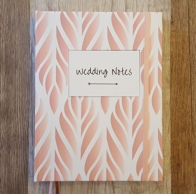 WEDDING JOURNAL • FEATHERS