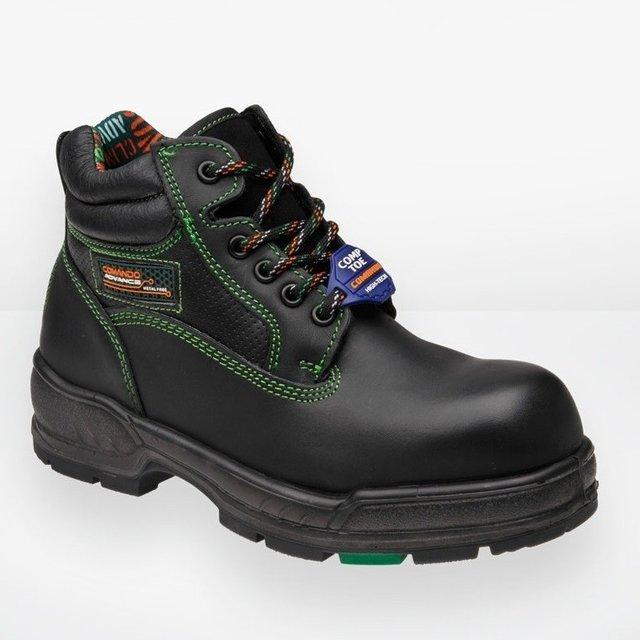 60% de liquidación 60% de descuento En liquidación Zapato de seguridad COMANDO Mod. 727