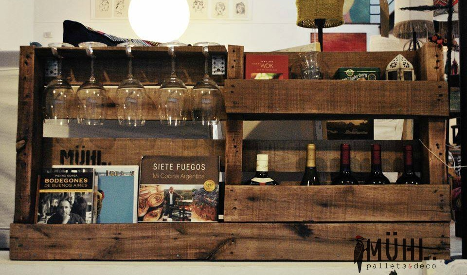 Estante para vinos comprar en muhl for Estantes para vinos