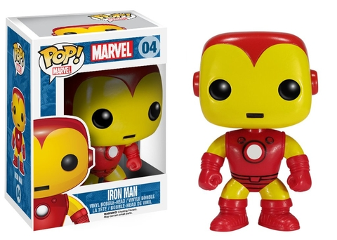 Iron Man Funko Pop - comprar online