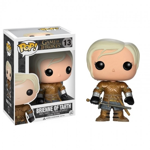 Guerra dos Tronos: Brienne of Tharth Funko Pop - comprar online