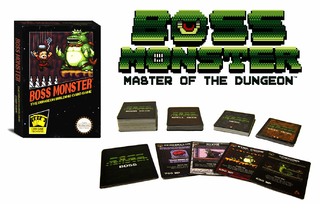 Boss Monster - comprar online