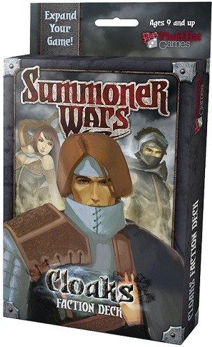 Summoner Wars: Cloaks - comprar online