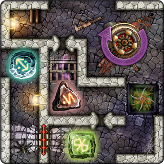 Imagem do Dungeon Twister The Card Game