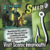 Smash Up: The Obligatory Cthulhu Set - Rocky Raccoon