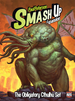Smash Up: The Obligatory Cthulhu Set - comprar online