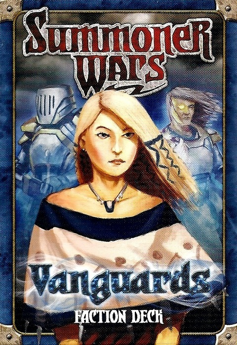 Summoner Wars: Vanguards - comprar online