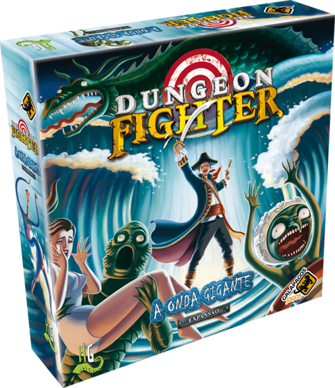 Dungeon Fighter: A Onda Gigante - comprar online