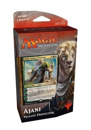 Magic The Gathering: Deck de Planeswalker Ajani - comprar online