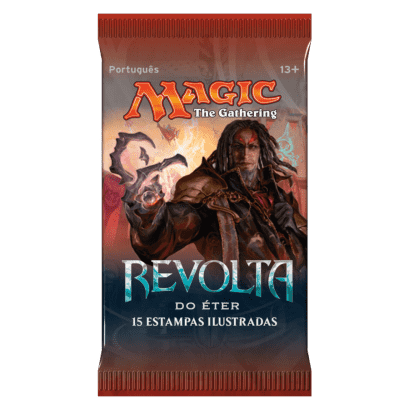Magic The Gathering: Revolta do Éter Booster Pack