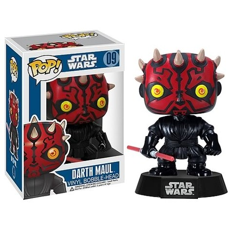Star Wars: Darth Maul Funko Pop - comprar online