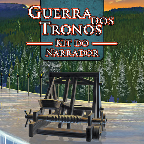 Guerra dos Tronos RPG KIt do Narrador